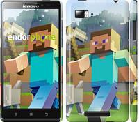 "Чехол на Lenovo Vibe Z K910 Minecraft 4 ""2944c-85"""