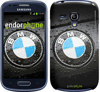 "Чехол на Samsung Galaxy S3 mini BMW ""845c-31"""
