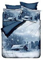 Бамбуковое  постельное белье Class 3D Winter