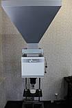 Дозатор весовой полуавтоматический ДВСВ-S для расфасовки сыпучих веществ дозами от 0,25 кг до 10 кг, фото 2