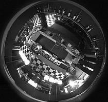 Что такое Fisheye IP-камеры?