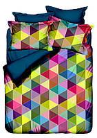 Бамбуковое  постельное белье Class 3D Hexagon