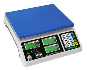 Рахункові ваги Jadever 30-JCL