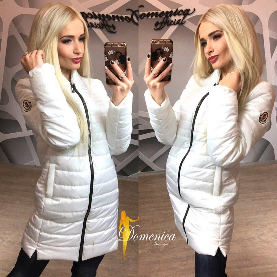 5b1422d4dde6 Куртка женская демисезонная удлинённая — купить недорого в Харькове ...