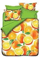 Бамбуковое  постельное белье Class 3D Orange