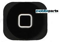 Оригинальная Кнопка Домой (home button) для iPhone5 (черный)