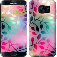 Чехол на Samsung Galaxy S7 Edge G935F - все рисунки внутри