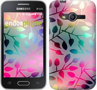 """Чехол на Samsung Galaxy Ace 4 G313 Листья """"2235u-207"""""""