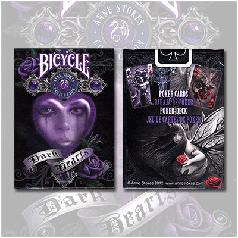 Карты игральные | Bicycle Anne Stokes Dark Hearts