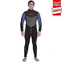 Мужской гидрокостюм для плавания Marlin Tropic 3 мм