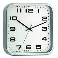 Часы настенные TFA, металл, 300x48х300 мм