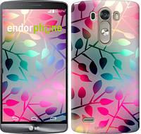 """Чехол на LG Nexus 5X H791 Листья """"2235u-150"""""""