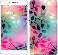 "Чехол на Xiaomi Redmi Note 4 Листья ""2235c-352"""