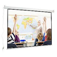 Проекционный экран Avtek Wall Electric 240 (1EVEE6)