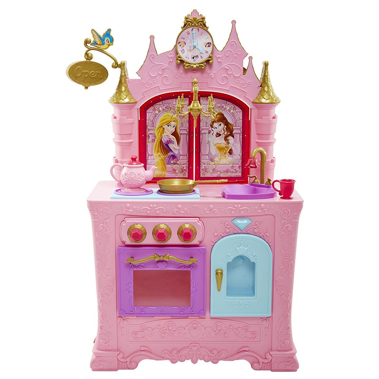 Кухня для девочки Дисней принцессы