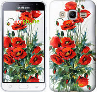 "Чехол на Samsung Galaxy J2 (2016) J210 Маки ""523u-270"""