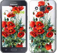 "Чехол на Samsung Galaxy J2 J200H Маки ""523c-190"""