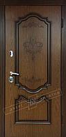 Двери входные в квартиру (три контура, Кале) модель Престиж КСМ