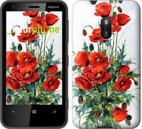 "Чехол на Nokia Lumia 620 Маки ""523u-249"""