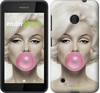 "Чехол на Nokia Lumia 530 Мэрлин Монро ""1833u-205"""