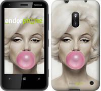 "Чехол на Nokia Lumia 620 Мэрлин Монро ""1833u-249"""