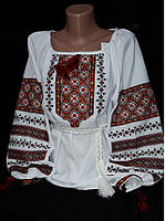 "Вышиванка женская,""Прикарпатські барви"", размеры 42-60, опт.550/розн.610 грн."
