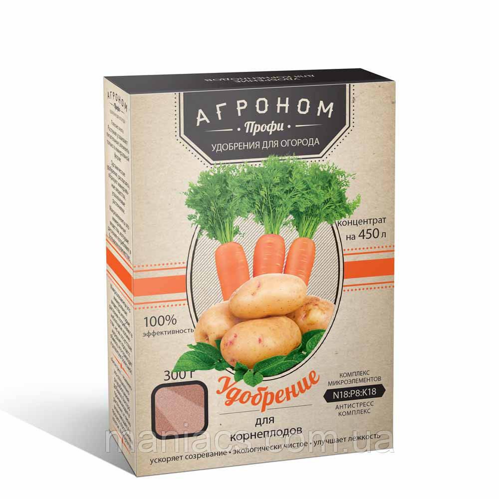 """Удобрение """"Агроном профи"""", для корнеплодов, 0,3 кг"""
