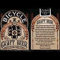 Карты игральные | Bicycle Craft Beer Deck