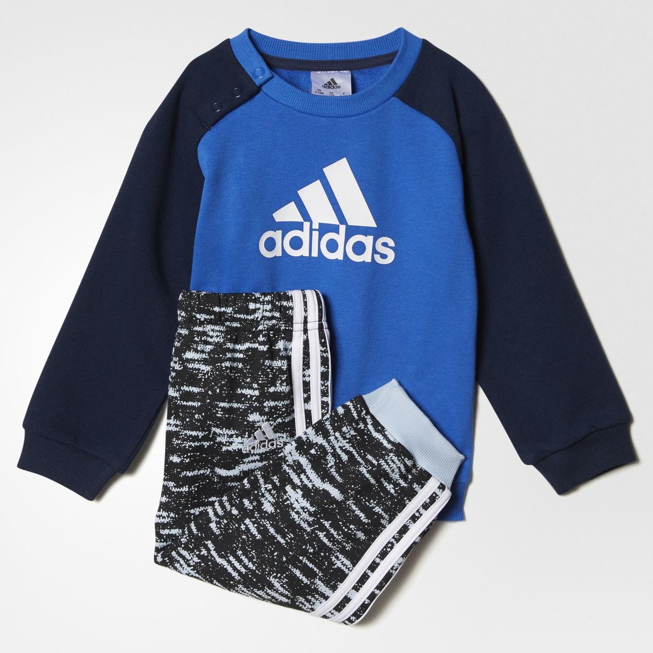 Детский спортивный костюм Adidas Performance Terry Style (Артикул: BK2997)