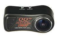 Мини камера QQ7  Full HD 1080P с датчиком движения и углом обзора 185°