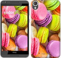 "Чехол на HTC Desire 820 Макаруны ""2995u-133"""