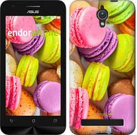 "Чехол на Asus ZenFone C ZC451CG Макаруны ""2995u-181"""