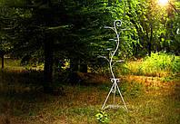Дерево-3, подставка для цветов на 18 чаш/колец, фото 1