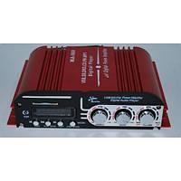 Металлический усилитель звука UKC MA-500. Качественное и громкое звучание. Хорошее качество. Код: КГ186