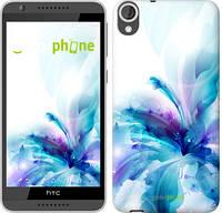 "Чехол на HTC Desire 820 цветок ""2265u-133"""