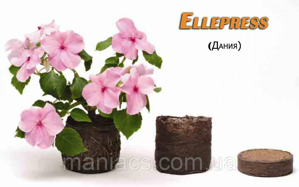 Торфяная таблетка Ellepress 3,6 см