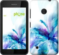 "Чехол на Nokia Lumia 530 цветок ""2265u-205"""