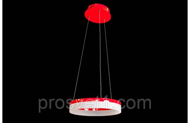 Люстра Hi-Tech Круг JYY-400 (Красный)