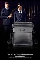Кожаная мужская сумка Polo Fanke