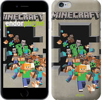 """Чехол на iPhone 6 Minecraft 6 """"3330c-45"""""""
