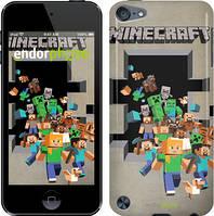 "Чехол на iPod Touch 5 Minecraft 6 ""3330c-35"""