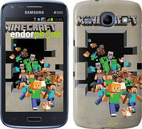"Чехол на Samsung Galaxy Core i8262 Minecraft 6 ""3330c-88"""