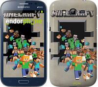 "Чехол на Samsung Galaxy Grand I9082 Minecraft 6 ""3330c-66"""