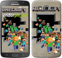 "Чехол на Samsung Galaxy Grand 2 G7102 Minecraft 6 ""3330c-41"""