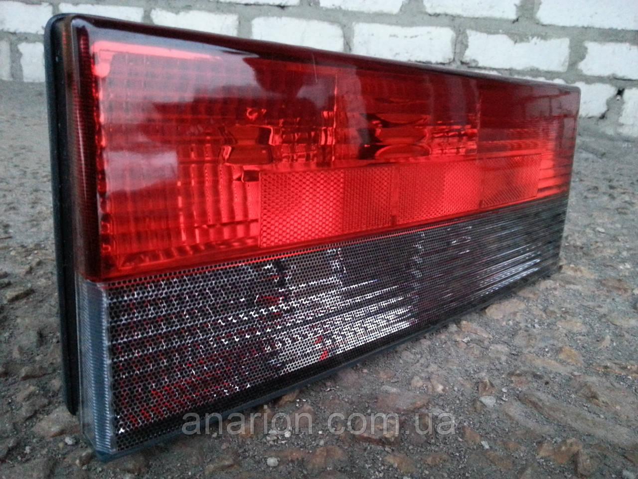 Тюнинг фонари на ВАЗ 2109 Хрусталь №4 карбон