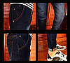 Мужские стильные штаны   AL6747-97, фото 2