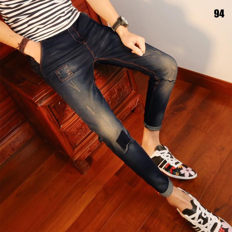 Мужские стильные штаны Edge AL6747-94