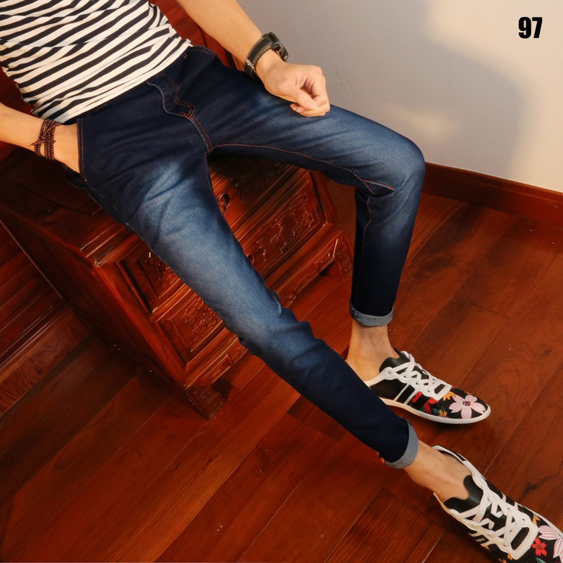 Мужские стильные штаны   AL6747-97