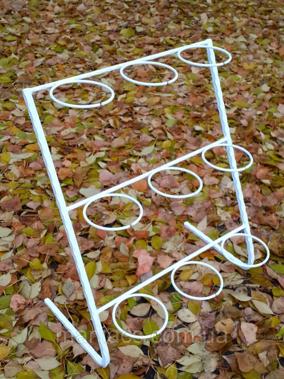 Фаленопсис-3, подставка для цветов на 9 колец