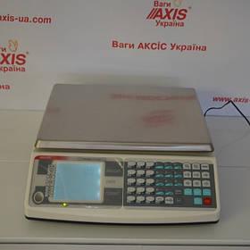 Весы счетные АХIS BDL3